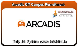 Arcadis Recruitment