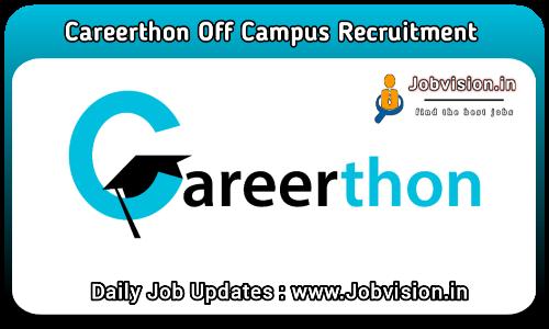 Careerthon Off Campus Drive 2021