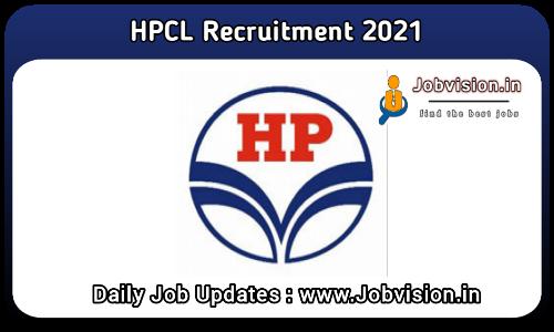 Hindustan Petroleum Recruitment 2021