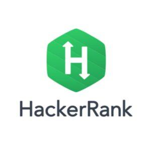 HackerRank Off Campus Drive