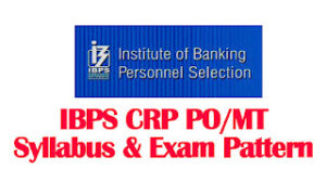 IBPS CRP POMT Syllabus Exam Pattern 2021 1